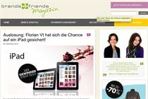 EBay buys German retail site Brands4Friends