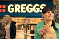 Greggs launches Christmas song writing competition