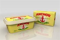 Arla to reposition Anchor as the 'Original Butter Company'