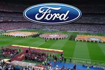 Ford promotes 100th anniversary with Champions League campaign