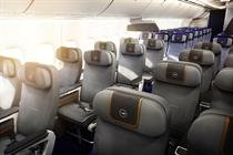 Lufthansa claims 'world first' with augmented reality app for Premium Economy