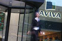 Aviva to maintain high marketing spend in 2010