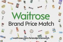 Waitrose matches Tesco prices as Morrisons' growth slows