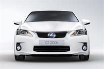 Lexus to re-position around 'progressive luxury'