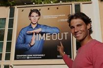 Bacardi offers Facebook fans chance to party with Rafael Nadal