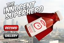 Innocent smoothies launches 'superhero' iPhone app