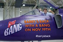 Cillit Bang brings backs Barry Scott for £5m push