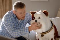 Churchill drops Martin Clunes after driving ban