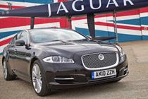 Sir Keith Mills signs Jaguar as first sailing team sponsor