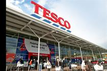 Tesco hit by fourth consecutive UK sales drop