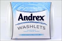Andrex poised for £3m relaunch of moist wipes brand