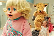 IKEA: A family meal through a child's eyes becomes a bright, bold, joyous gathering of giant toys