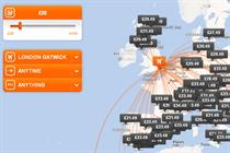 EasyJet rolls out 'inspire me' tool in CRM overhaul