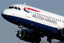 British Airways slumps to £164m loss