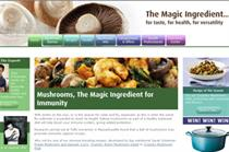 Mushroom Bureau appoints Ruby as lead agency