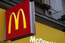 McDonald's sales boosted by UK performance