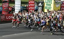 Adidas promotes London Marathon sponsorship