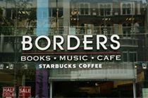 Fears for Borders grows as retailer freezes online book orders