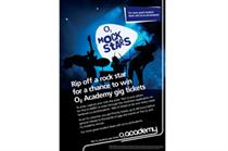 O2 recruits 'fixers' to give students free gig tickets