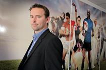Profile: James O'Shea, marketing director at Maxinutrition