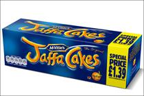 Jaffa Cakes poised to introduce first milk-chocolate variety