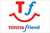 Toyota unveils 'Toyota Friend' in-car social networking