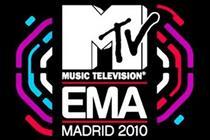 Dell renews pan-European sponsorship of MTV EMAs