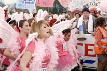 Tesco charity ad to star Paula Radcliffe