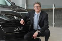 Peugeot appoints Morgan Lecoupeur as UK marketing director