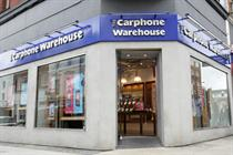 Carphone Warehouse launches mobile music venture