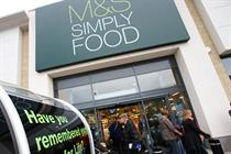 M&S poaches Morrisons' M-Store chief