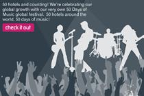 Aloft Hotels brings music campaign to the UK