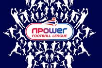 Npower backs Football League tie-up