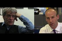 Sir John Hegarty and Will Harris pick their marketing moments of the month