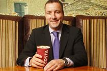 Whitbread reports slowdown in sales