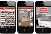 Sofa retailer to push 'test drive' app