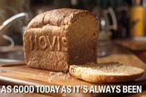 Hovis sales up 6% since relaunch