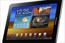 Samsung pulls Galaxy tab from electronics show