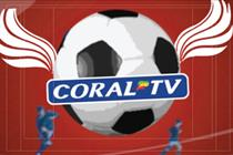 Coral uses TV channel to boost shops' appeal