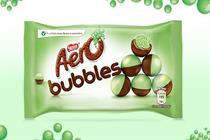 Aero brings 'uplifting bubbly moment' into everyday life