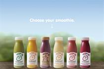 Innocent smoothies encourages consumers to unleash their inner Casanova