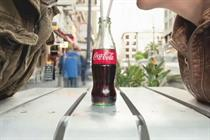Coke to air UK anti-obesity ads