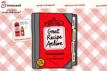 Innocent launches limited edition smoothie for Great Recipe campaign