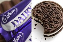 Mondelez fuses Oreo and Cadbury Dairy Milk