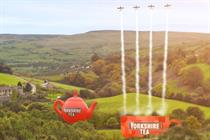 Under the spotlight: Simon Eyles, marketing director, Yorkshire Tea