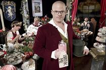 TV chef Heston Blumenthal gives brands advice in C4 food show