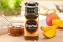 Joanna Lumley backs Sharwood's latest chutney