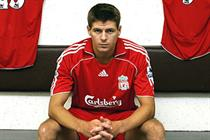 Adidas looks to Steven Gerrard to inspire teens for 2012