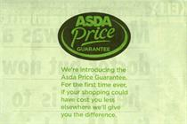 Asda launches price guarantee