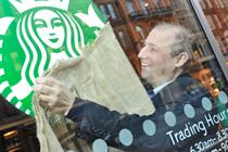 Starbucks parts company with UK MD